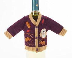 Food Network Fall Wine Bottle Cover - Knit Sweater Food Network http://www.amazon.com/dp/B00TLU52XA/ref=cm_sw_r_pi_dp_U8OXvb1THCDJ1
