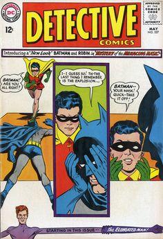 Detective Comics #327