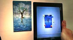 Ecos y huellas: una aproximación al arte con Realidad Aumentada – eDiamSistemas