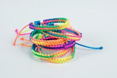 Braided bracelets are very popular these days because they are stylish and can have a lot of variations in terms of colors and braids. Some of them are easy to make and you can make your own braided bracelets at a very minimal cost. Here is abasic tutorial to show …