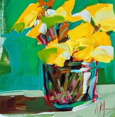 Angela Moulton - daily painting