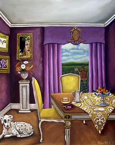 Catherine Nolin Art Studio: That's Where You Will Find Me.. New Original Painting now available