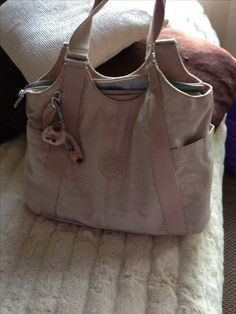My first kipling bag for work