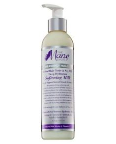 The Mane Choice Heavenly Halo Herbal Hair Tonic & Soy Milk Deep Hydration Softening Milk - 8 Fl Oz : Target Mane Hair, The Mane Choice, Hair Milk, Hair Tonic, Hydrate Hair, Stop Hair Loss, Dry Scalp, Soy Milk, Essential Oil Blends