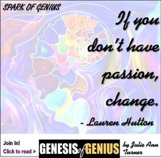 """🌊 Are you living from passionate flow - or energy-draining force? http://consciousshift.me/passionate-work-living-in-flow/  Here's why I'm asking ...  🌊 Living from your genius generates flow.  When you live from their genius,  the energy of your work shifts from """"force"""" to """"flow.""""  🌊 Would you like for your work to feel like """"flow"""" -  rather than """"force""""?  Discover what your genius is: www.MyGeniusWorkshop.com"""