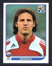 Image result for 2010 panini slovakia kozak World Cup, Stickers, Baseball Cards, Image, South Africa, World Cup Fixtures, World Championship, Sticker, Decal