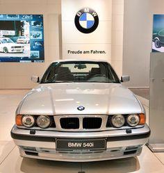 BMW E34 540i - Classic Bimmers.nl