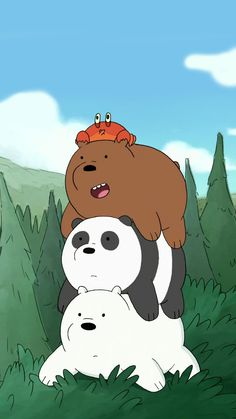 Dont Touch My Phone Wallpapers, We Bare Bears Wallpapers, Purple Wallpaper Iphone, Panda Wallpapers, Iphone Wallpaper Tumblr Aesthetic, Iphone Background Wallpaper, Cute Cartoon Wallpapers, Disney Wallpaper, Cute Panda Wallpaper