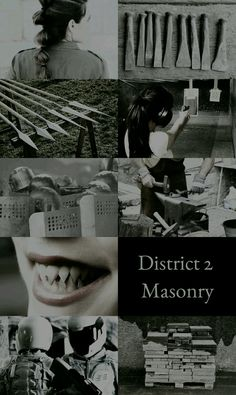 The Hunger Games Aesthetics: District 2