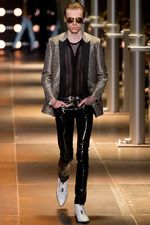 Saint Laurent Spring 2014 Menswear Collection on Style.com: Complete Collection