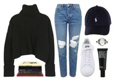 """""""Sel"""" by sulk-y ❤ liked on Polyvore featuring мода, Topshop, Make и adidas"""