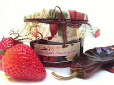 Spicy Chipotle Strawberry Jam on Etsy