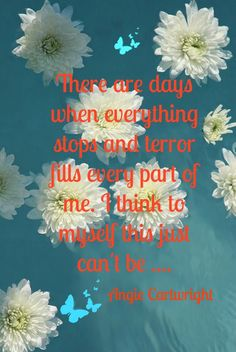 ♥ GRIEF SHARE: Plantation United Methodist Church, 1001 NW 70 Avenue, Plantation, FL 33313. (954) 584-7500. ♥ There are days when everything stops and terror fills every part of me. I think to myself this just cant be ....Angie Cartwright
