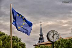 Torrijos bandera europea