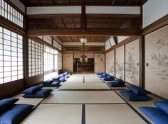 Meet Us Kyoto - Zazen. Tour a Zen practice center, drink tea with monks, and learn basic zazen practice.