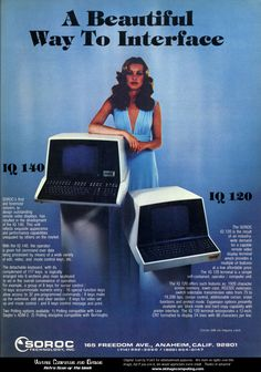 Mighty Lists: 15 vintage computer ads  ....................Please save this pin.   ......................... Click on the following link!.. http://www.ebay.com/usr/prestige_online