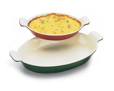 World Cuisine large blue 12 quart enamel castiron oval dish >>> See this great product by click affiliate link Amazon.com