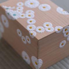桐菊置上茶箱 How To Make Tea, Tea Ceremony, Decorative Boxes, Container, Decorative Storage Boxes