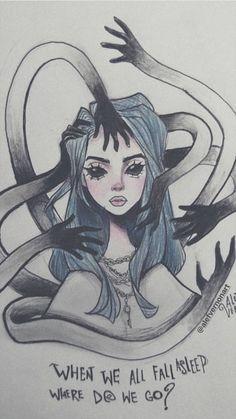 Bury a friend zeichnen in 2019 t sketches billie eilish Dark Art Drawings, Cute Drawings, Drawing Sketches, Tim Burton Kunst, Tim Burton Art, Billie Eilish, Art Journal Inspiration, Art Inspo, Desenhos Tim Burton