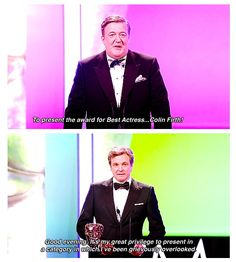 HAHA! poor Colin Firth.