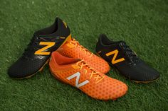 The latest New Balance Furon and Visaro colors! Get them from www.soccerpro.com today!