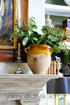 Savvy Southern Style: 8 Simple Ways to Add Fall