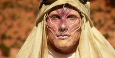 Severe Drought Character by Evan Hedges Face Off season 9 episode 11 on Syfy
