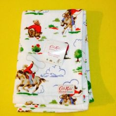 Cath #kidston cowboy bath #towel #150*100cm,  View more on the LINK: 	http://www.zeppy.io/product/gb/2/162120140348/