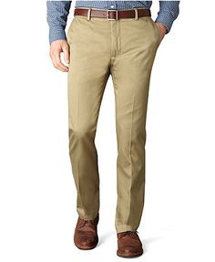 Dockers Pants, City Khaki Slim Fit - Mens Pants - Macy's