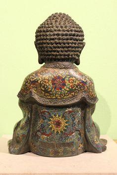 Asien Lifestyle medizin buddha asien lifestyle cloisonne buddhas