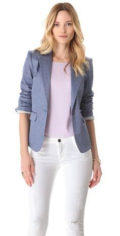 Alice + Oliva - fantastic business casual jacket 60% off #madeinusa