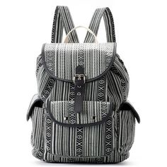 Mudd Melody Sequin Backpack, Black ($60) ❤ liked on Polyvore featuring bags, backpacks, black, black drawstring bag, black sequin backpack, buckle backpack, faux leather drawstring backpack and black rucksack