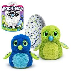 Hatchimals Draggles Green Egg Electronic Plush PRE-ORDER COMING MARCH 2017