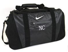 Nike Medium Golf Duffel by jansnstitches on Etsy