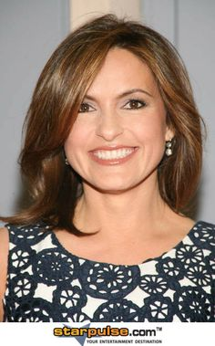 Mariska Hargitay I think she is a beautiful woman