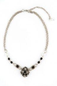 Trachten Halskette Trachtentraum. kristall