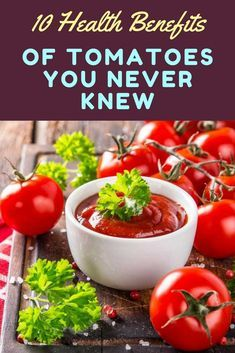 Top 10 Health Benefits of Tomatoes You Never Knew Before We include tomatoes in our vegetable list but do you know tomatoes actually belong. Tomato Benefits, Health Benefits Of Tomatoes, List Of Vegetables, Vitamins And Minerals, Health Tips, Health Goals, Health Care, Eat, Recipes