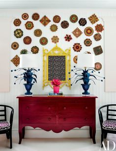 Celerie Kemble's Dominican Republic Retreat is a Study in Tropical Whimsy Photos   Architectural Digest