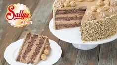 Sallys Giotto-Haselnuss-Torte & großes Kitchenaid Gewinnspiel