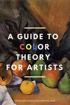 A Comprehensive Guide To Color Theory For Artists Draw - Color Theory Is A Body Of Principles Which Provide Guidance On The Relationship Between Colors And The Physiological Impacts Of Certain Color Combinations Color Theory Is One Of The Most Fundamental Art Inspiration Drawing, Painting Tips, Painting Art, Art Paintings, Learn Painting, Painting Courses, Acrylic Painting Lessons, Painting Workshop, Spray Painting