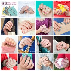 IT\'S A NEW CATALOG and it starts TODAY!!!!! I cannot believe how many wraps I already love from this new catalog. SO MANY!!! #Jamberry #NewCatalog #nails christinesnailwra...