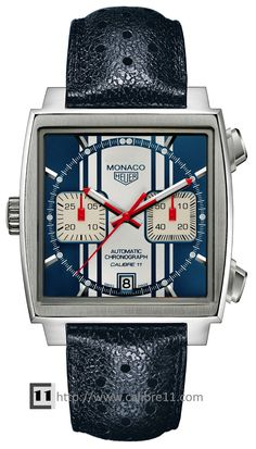TAG Heuer Steve McQueen Calibre 11. Loved it from the first moment i saw it.