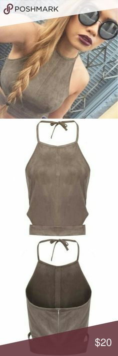 Goreous Halter Super cute halter top! Gorgeous for summer! unknown Tops