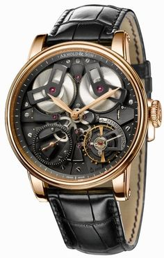 "Arnold & Son TB88 ""Inside Out"" Watch."