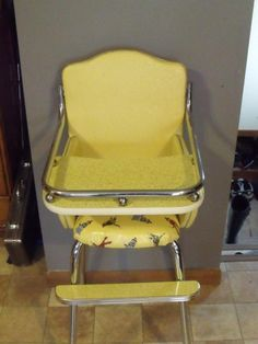 115 Best 1950s Vintage High Chair Images Vintage High
