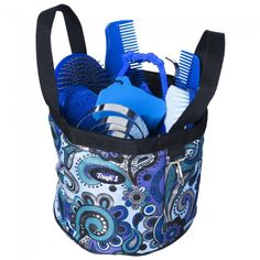10 Piece Grooming Kit in Paisley Shimmer