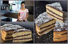Your share text Vanilla Cake, Tiramisu, Recipies, Clean Eating, Food And Drink, Keto, Ethnic Recipes, Sweet Stuff, Recipes