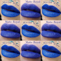 🐳🐬🐟ANOTHER NIFTY CHART:.since I've been seeing comparisons of Matte Royal abounding on IG.Mac does make a brighter blue in pencil form which I've featured: Marine Ultra. Mac Matte Royal, Blue Lipstick, Something Blue, Beautiful Eyes, Nifty, Makeup, Instagram Posts, How To Make, Pencil