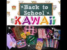 kawaii supplies