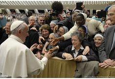 """""""Profecía, cercanía y esperanza"""", el Papa a los Consagrados"""